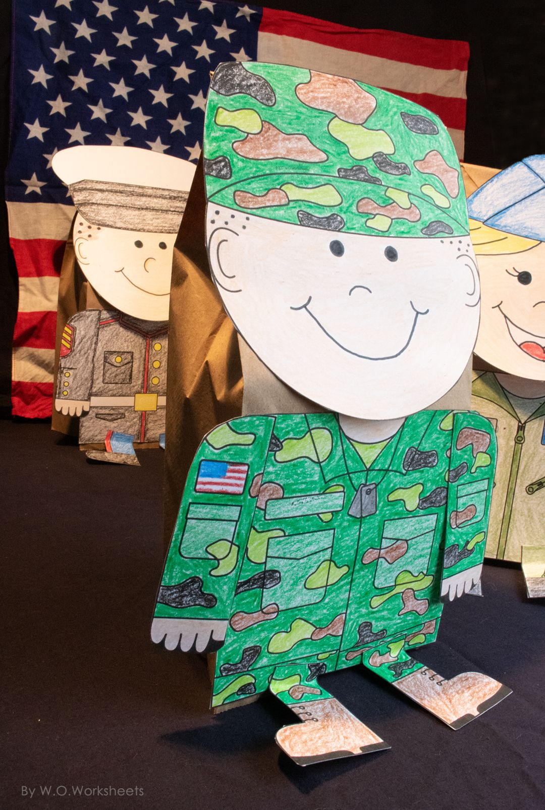 Veterans Day Craft With Images