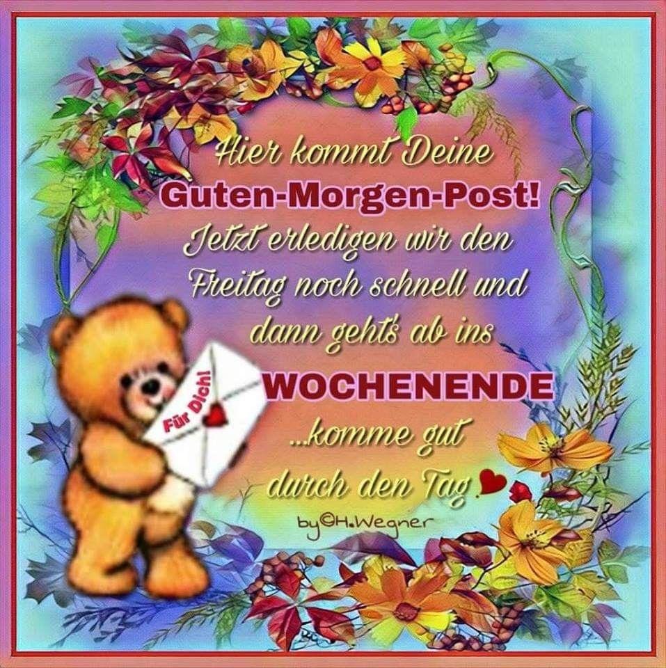 Pin Von Monika Düresch Auf Guten Morgen Guten Morgen