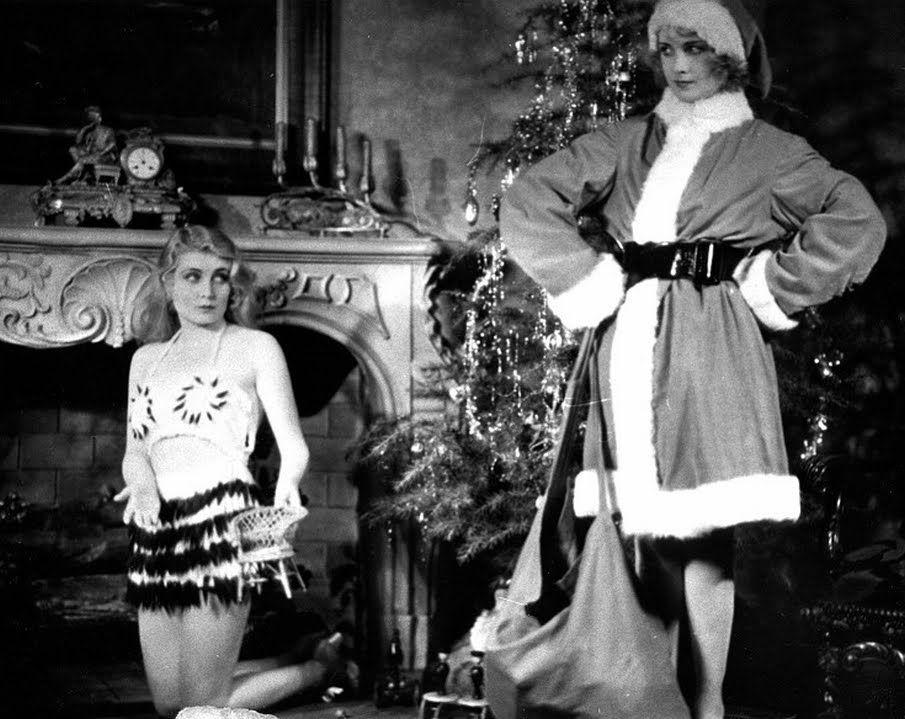 1920s Carole Lombard Christmas Photos - Dieselpunks | Oh, Carole ...
