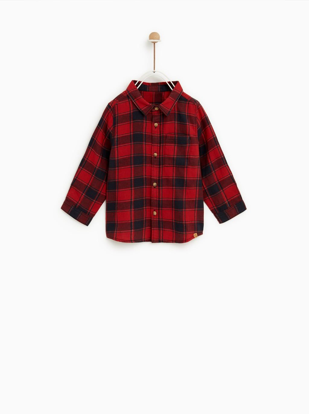 198a5c5f67f5 PLAID SHIRT - Item available in more colors