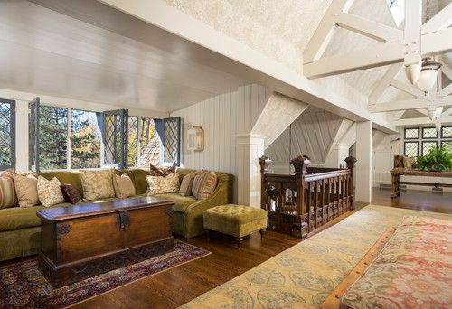 . Renovation of a Salt Lake City estate  Greg Tankersley of McAlpine