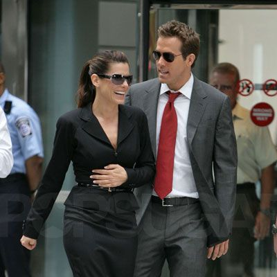 Sandra Bullock Ryan Reynolds The Proposal Sandra Bullock