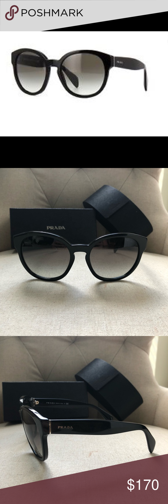498cc912df174 ... uk prada spr 18r sunglasses sunglasses worn a few times bought from  nordstrom. small scuffing