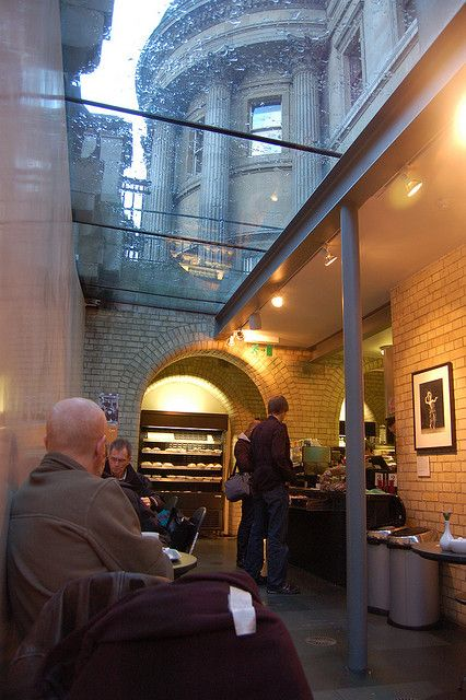 National portrait gallery cafe london