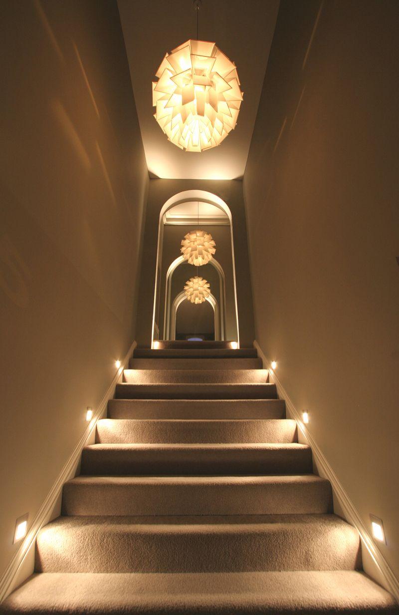 stair lighting ideas. Stair Lighting Design By John Cullen Lighting. Ideas
