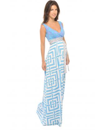 Brooke Maxi Dress/ Perfect BabyMoon Dress! http://www.minefornine.com/item/ol035-001-010