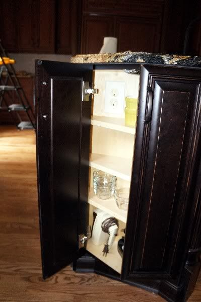 Electrical Outlet In Kitchen Island Within 24 Inches Of Sink