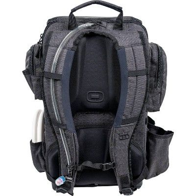 Dynamic Discs Ranger H2o Disc Golf Bag Heathered Gray Disc Golf Golf Bags