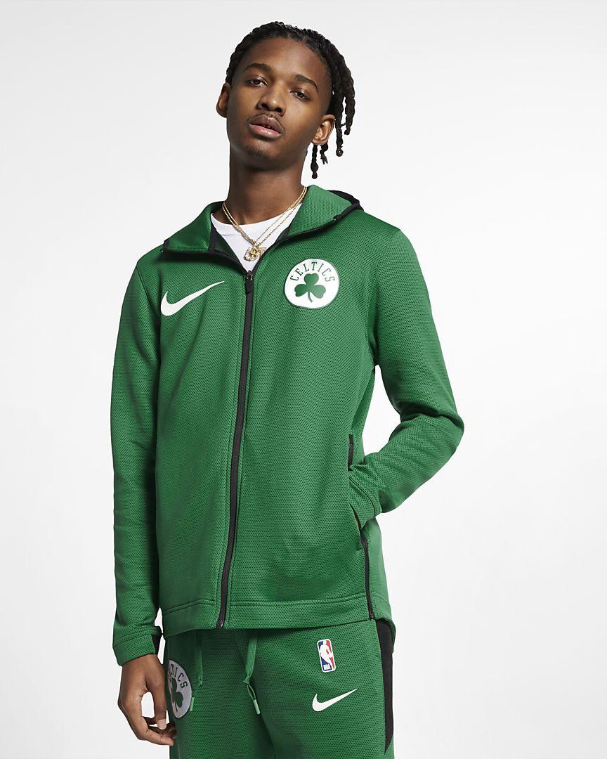 cc44a6126ed1d2 Nike Men s NBA Hoodie Boston Celtics Therma Flex Showtime in 2019 ...