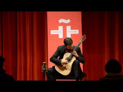 Kostas Amaxopoulos plays Albeniz