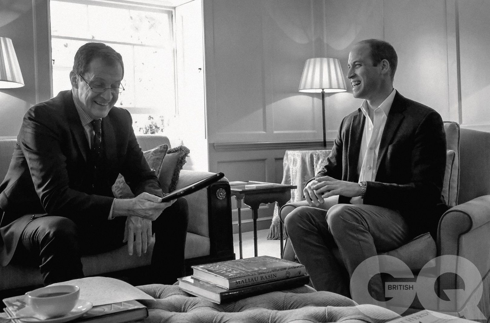 Few were more shocked than our own colleagues when news hit of the Prince William GQ interview