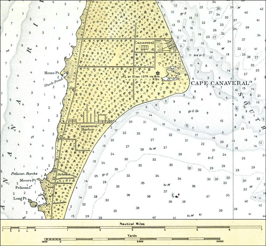 Cape Canaveral Florida Map.Cape Canaveral Mapping It Out Pinterest Florida Maps And Cape