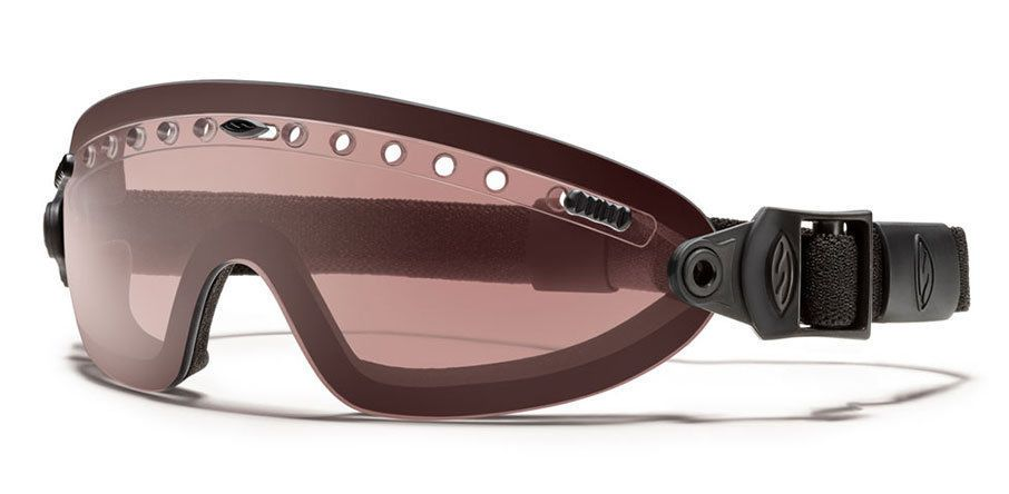 616eb0cc406 Smith Optics Boogie Sport Tactical Goggles Black Strap Ignitor Mil-Spec  Lens NEW  SmithOptics
