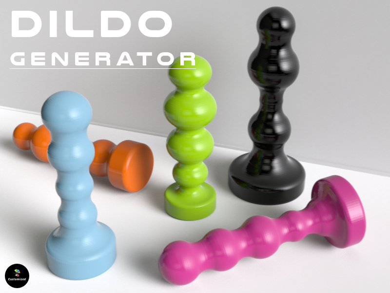 Dildo GeneratorI\'m happy to introduce you the first dildo generator ...