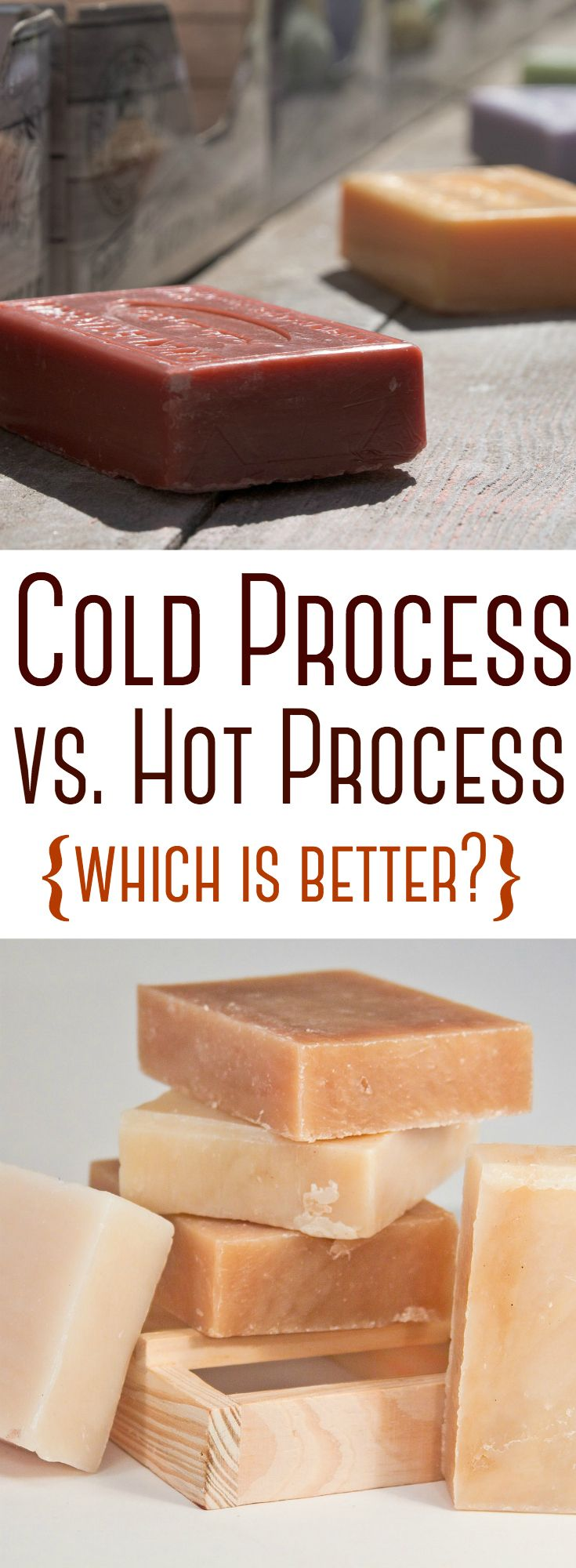Cold Process vs. Hot Process Soap (Which is Best?)