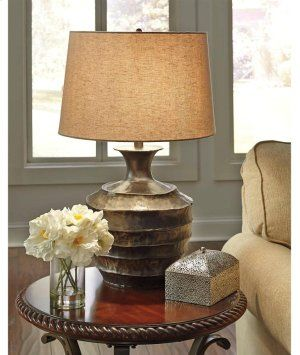 L207004 In By Ashley Furniture In Plymouth, WI   Metal Table Lamp (1/