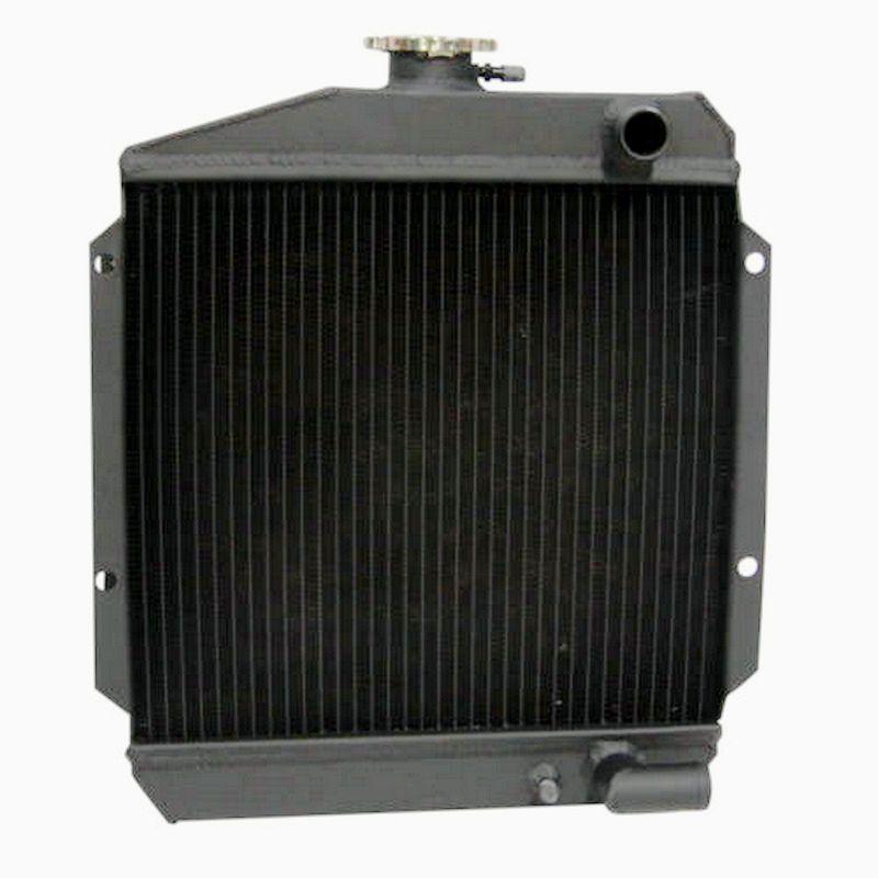 3 Row Aluminum Radiator for Yanmar 3 cylinder Diesel 3TNE74