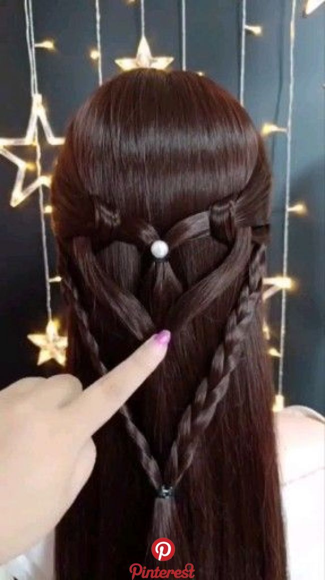 Amazing hairstyles techniques!   Amazing hairstyles techniques!