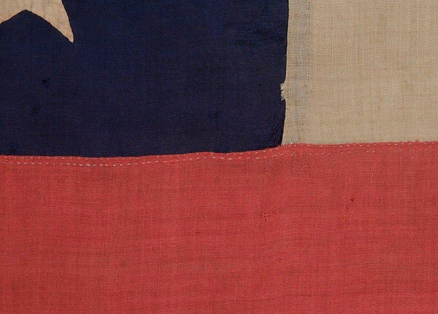 American Rare Confederate 1st National Flag Stars Bars With 12 Stars Art Decor National Flag Art
