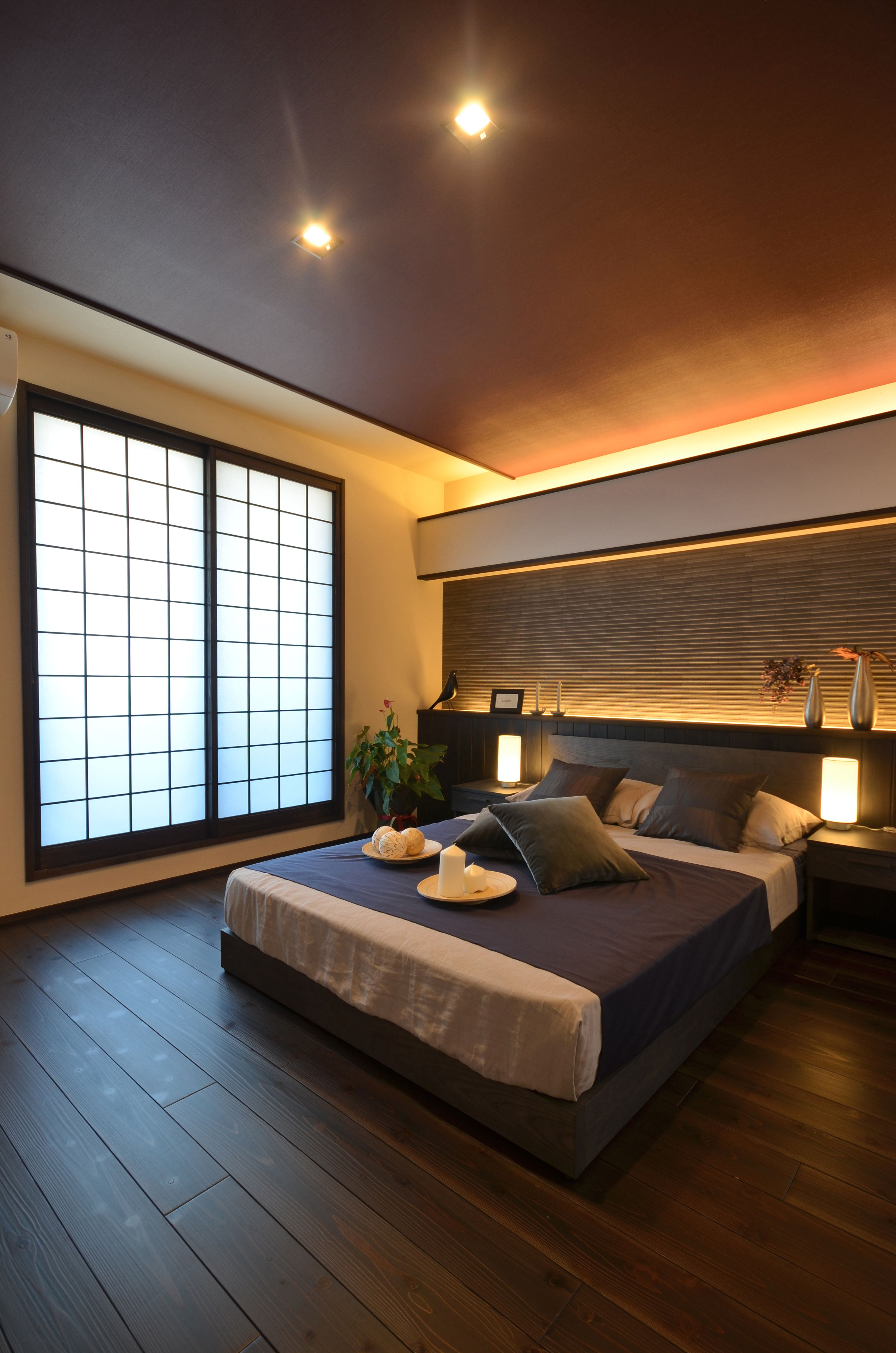 住宅施工例 おしゃれまとめの人気アイデア Pinterest 明徳ホーム モダンベッドルーム 寝室 レイアウト 和室 モダン 寝室