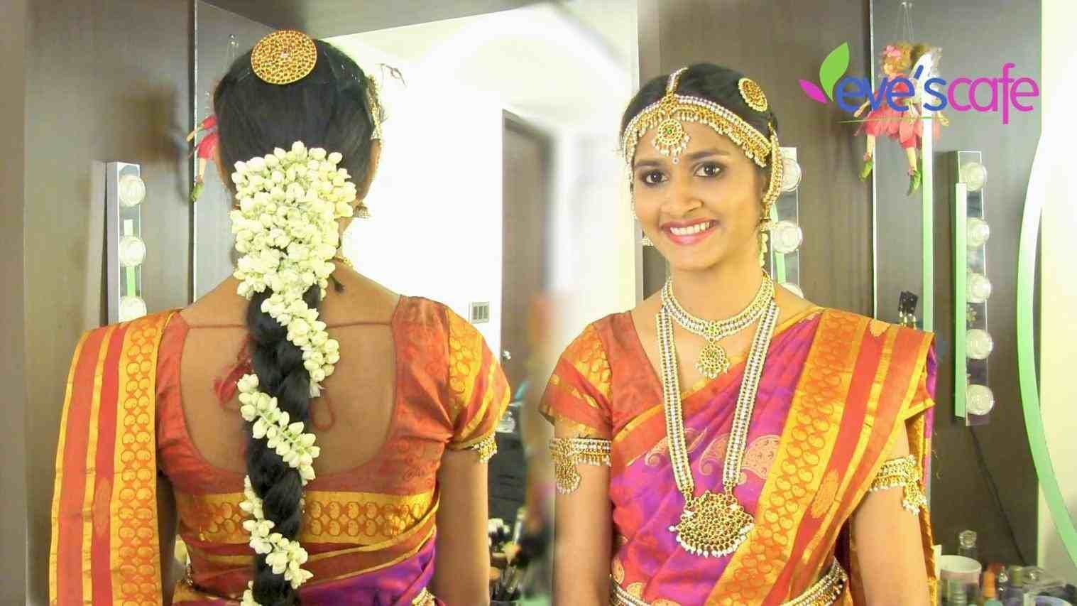 south indian wedding makeup pictures | weddings | indian