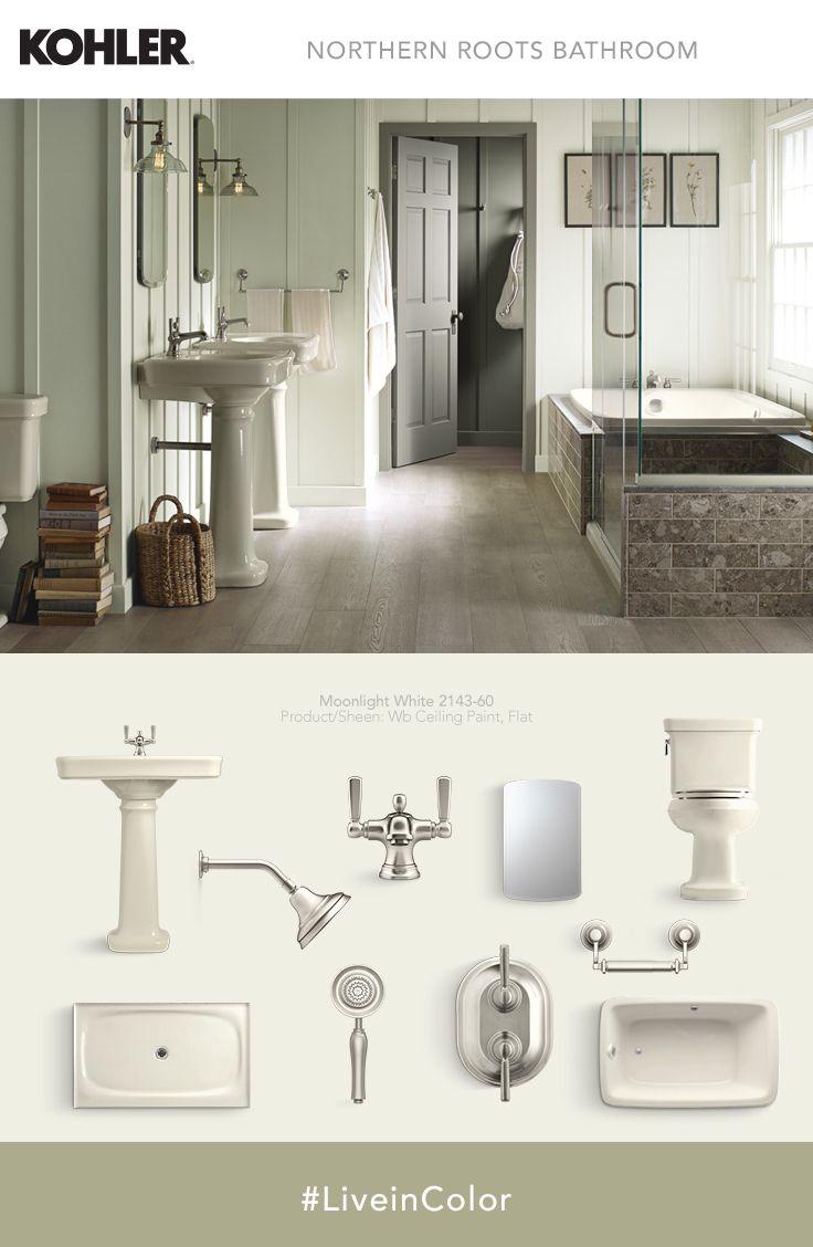 Paint Colors For Almond Bathroom Fixtures