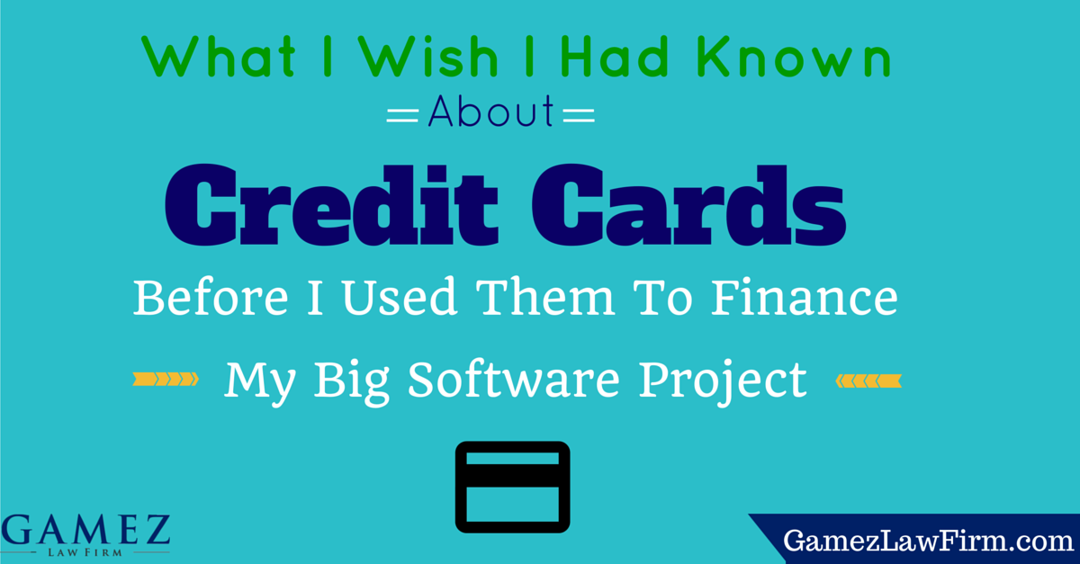What i wish i had known about credit cards before i used them to small business credit cards reheart Choice Image