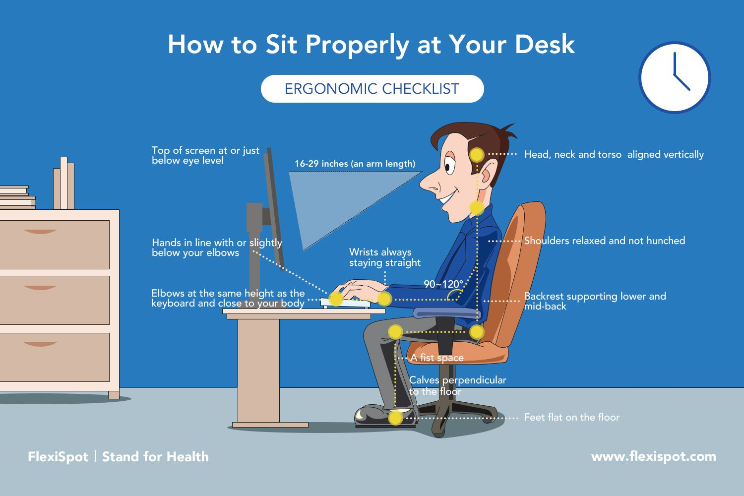 How To Sit Properly At Your Desk How To Sit Properly Bone And Joint Joint Health