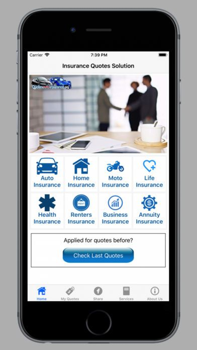 Check Out Our App Review Of Insurance Quotes Solution An