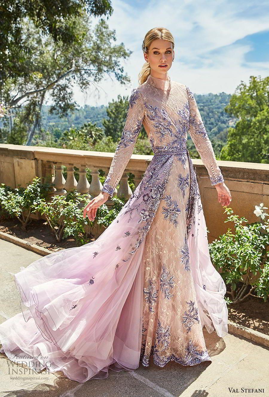 Val Stefani Spring 2019 Wedding Dresses Wedding Inspirasi Spring Wedding Dress Purple Wedding Dress Modcloth Wedding Dress [ 1326 x 900 Pixel ]