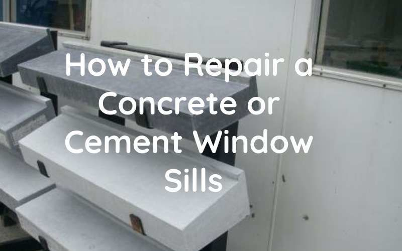 Check Out Shg S Blog On How To Repair A Concrete Or Cement Window Sill Www Shgtrade Com Au Blog 2018 11 08 Repair Co Concrete Cement Window Sill Concrete
