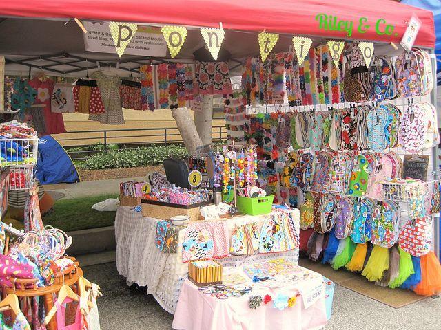 Craft Fair Booth Display Ideas | Palos Verdes Street Fair 2013 | Flickr - Photo ... | craft booth ideas