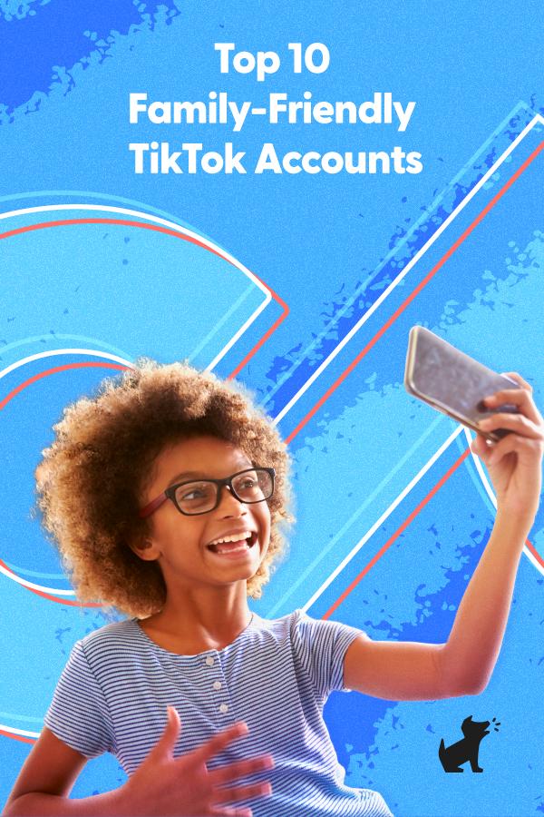 Top 10 Kid Friendly Tiktok Accounts Kid Friendly Friendly Kids