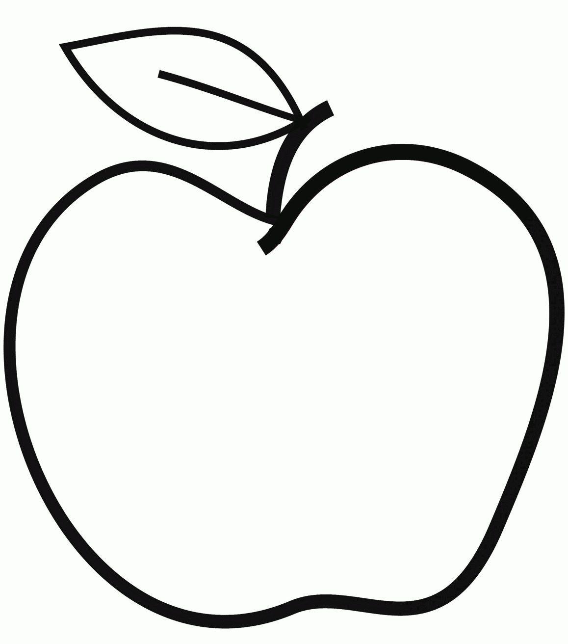 Apfel Schablonen Zum Ausdrucken   Best Ausmabilder 2020