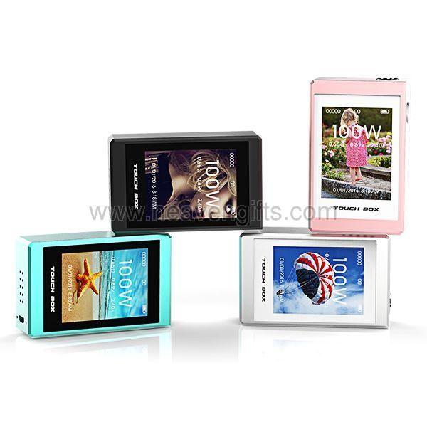 100W SMY Touch Box - 2600mAh
