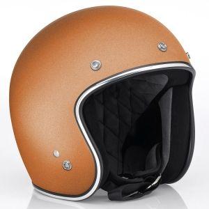 2 Bell Custom 500 Black Motorcycle Harley Davidson Helmet