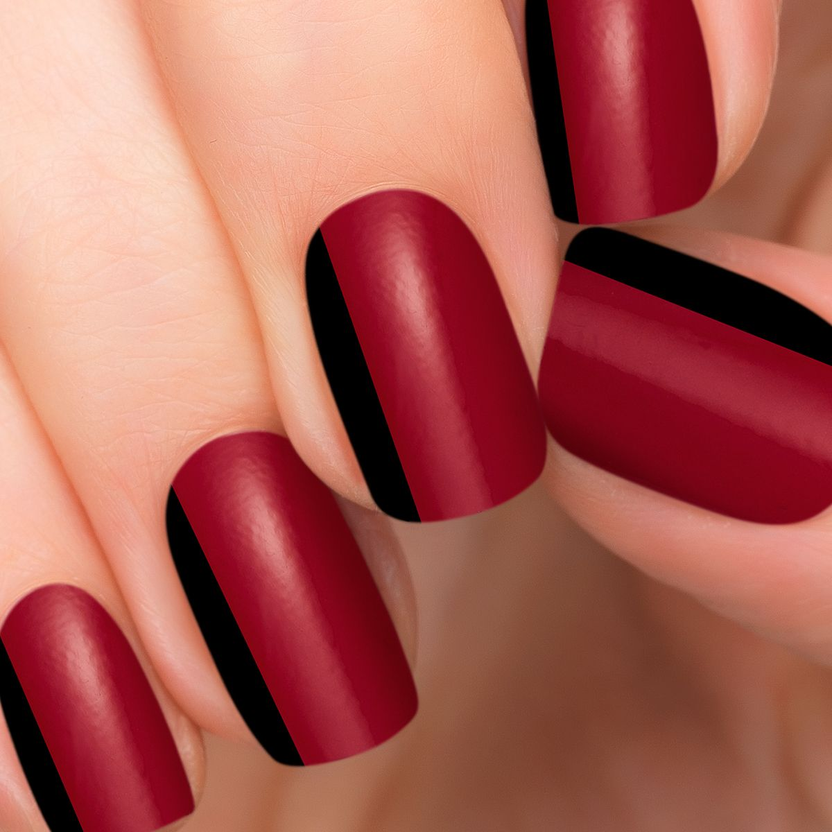 Alternative #frenchmanicure is one of the biggest trends for Spring ...