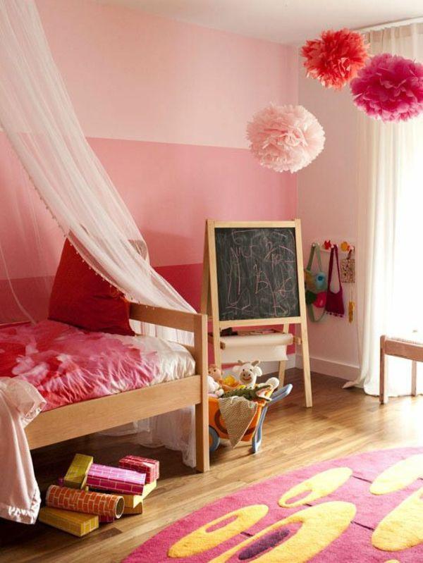 20 zimmerfarben ideen f r jeden geschmack farbgestaltung kinderzimmer und m dchenschlafzimmer. Black Bedroom Furniture Sets. Home Design Ideas