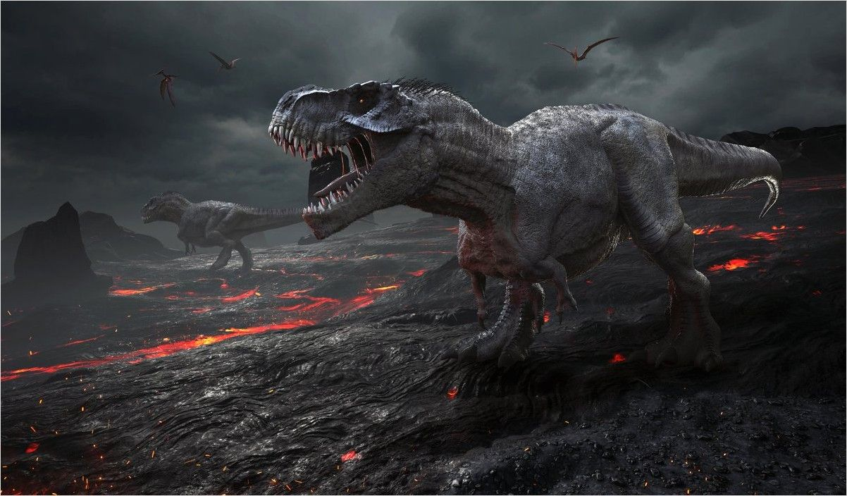 4k 8k 16k Wallpaper Dinosaur Art Prehistoric Animals Prehistoric Creatures