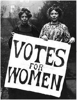a history of womens suffrage movement in the united states Introduction: the national woman's party, representing the militant wing of the suffrage movement, utilized picketing and open public demonstrations to gain popular attention for the right of women to vote in the united states.