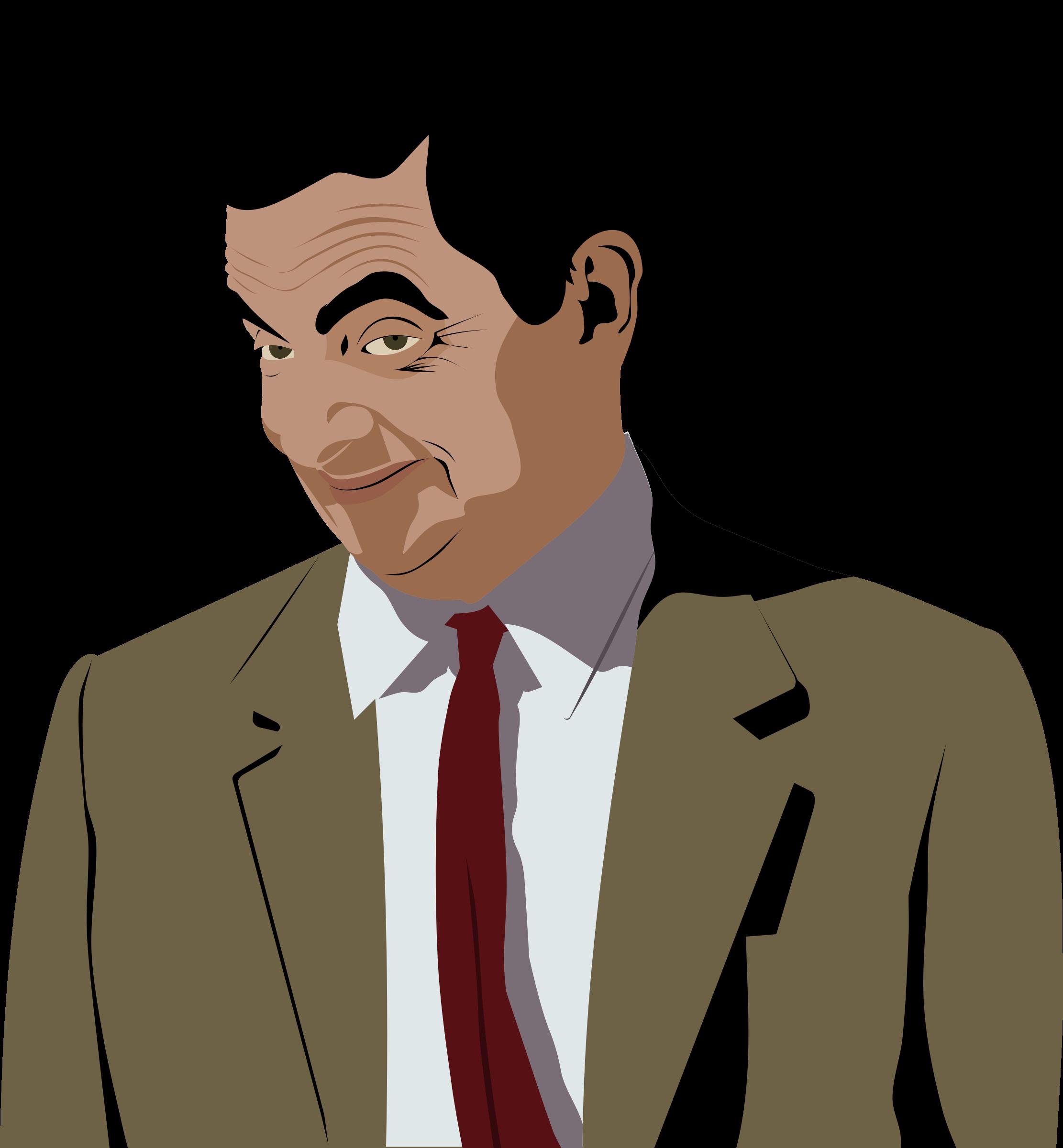 Rowan Atkinson Png Image British Sitcoms Comedians Comic Actor
