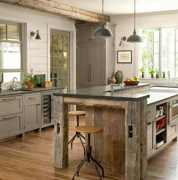 Rustic Industral Bathchlor Interior Design: Pin By Laura Mitchell On Kitchens