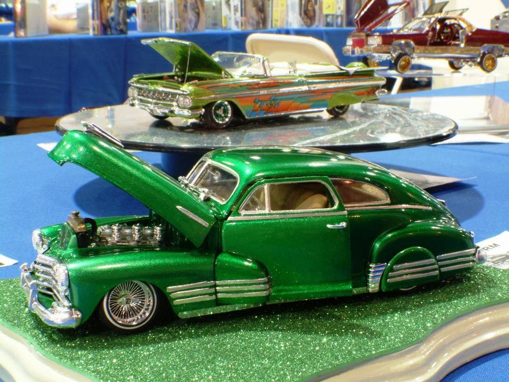 1947 Fleetline Model Cars Building Lowrider Model Cars Model Cars Kits