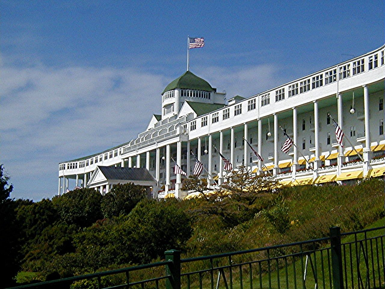 Grand Hotel With Images Mackinac Island Mackinaw City Grand Hotel