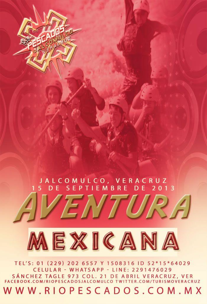#Aventura #mexicana en el #riopescados #Jalcomulco http://www.turismoenveracruz.mx/2013/08/aventura-mexicana-en-el-rio-pescados-jalcomulco-este-15-de-septiembre/ #Veracruz #Mexico