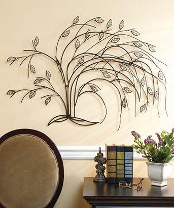 For the hall wall | Things I like | Pinterest | Tree wall art, Hall ...