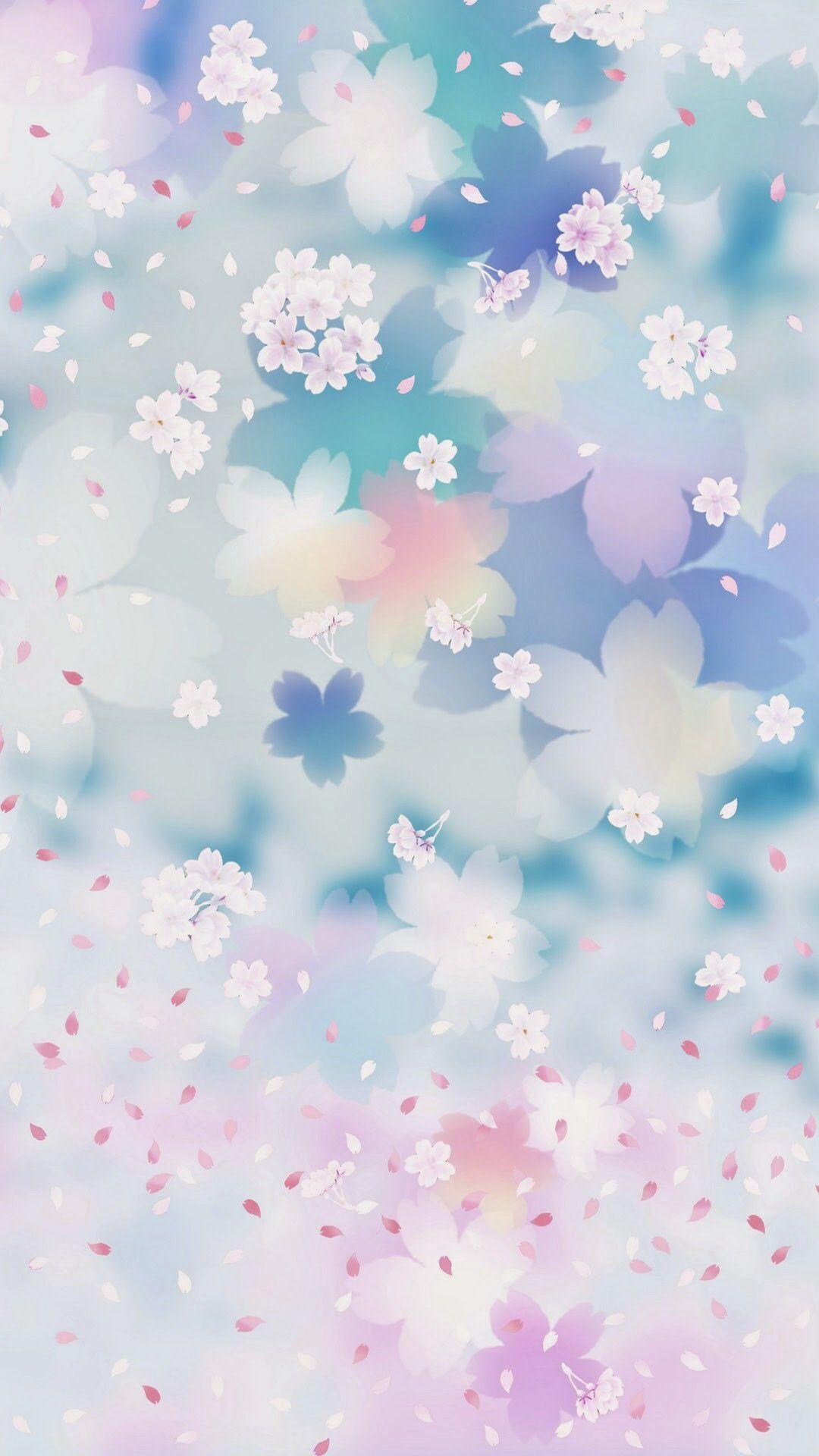 Fondo de escritorio kawaii, Papel pintado en colores