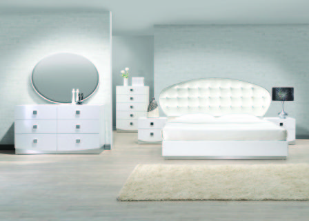 stunning white lacquer nightstand furniture. This Stunning Bedroom Collection Has Everything You Are Looking For. It Comes In High Gloss White Lacquer With Tufted Crystals On The Faux Leather Head Nightstand Furniture R