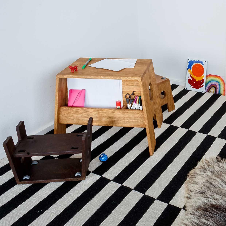 stool & stoolesk – ökologische design-kindermöbel von
