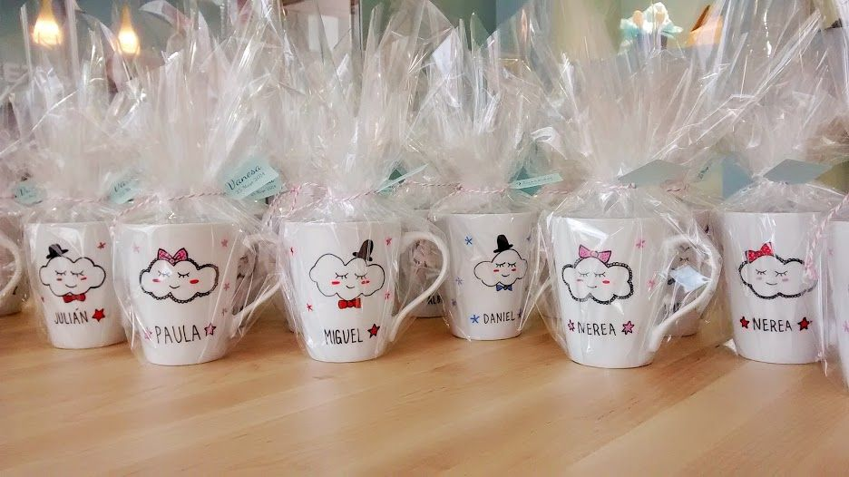 Tazas personalizadas tazaspersonalizadas pinterest - Bolsas de regalo personalizadas ...